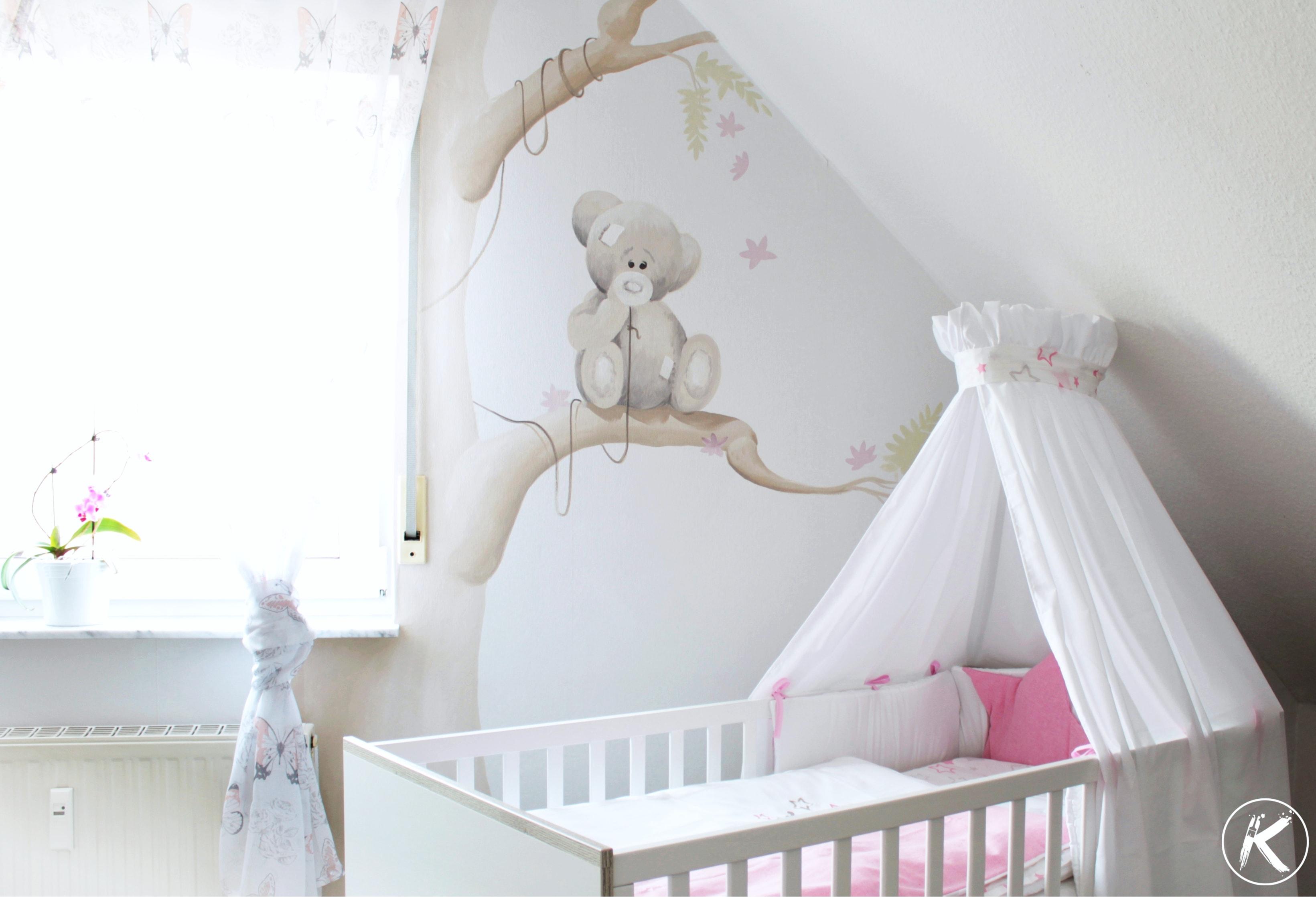 Kinderzimmer Wande Bemalen - bucherregal